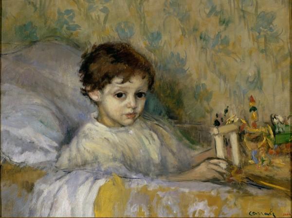 Ricard Canals - Sergantis vaikas